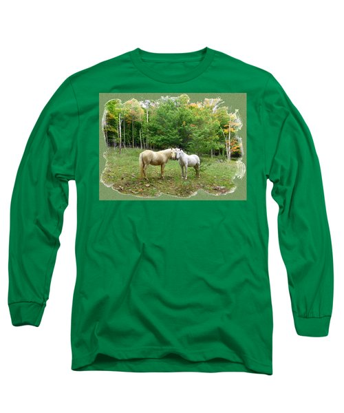 The Mares Watch Long Sleeve T-Shirt