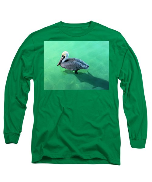 The Pelican And The Shark Long Sleeve T-Shirt