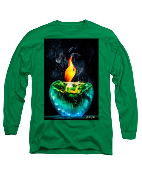 The Winter Of Fire And Ice Long Sleeve T-Shirt