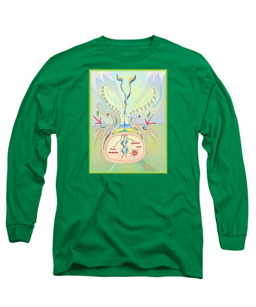 Thought Seed Long Sleeve T-Shirt
