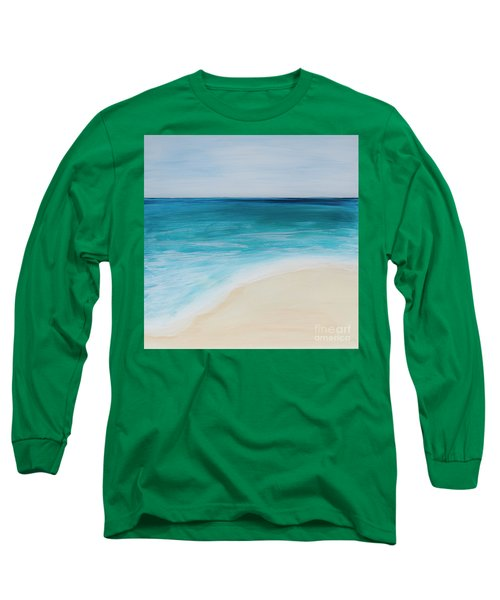 tide Coming In Long Sleeve T-Shirt