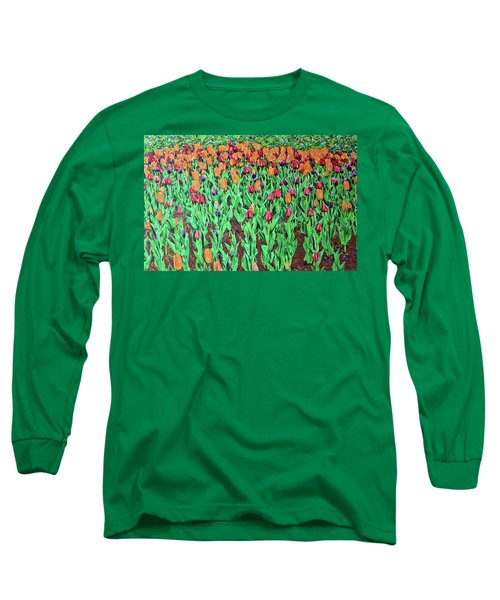 Tulips Tulips Everywhere Long Sleeve T-Shirt