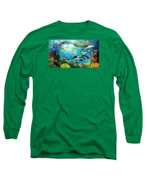 Underwater Magic Long Sleeve T-Shirt