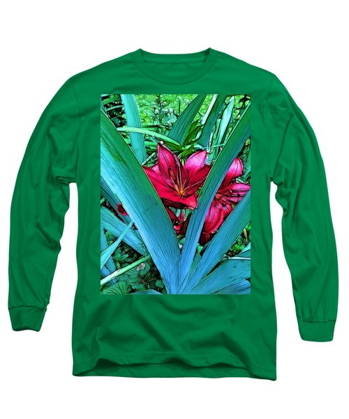 Victory Garden Long Sleeve T-Shirt