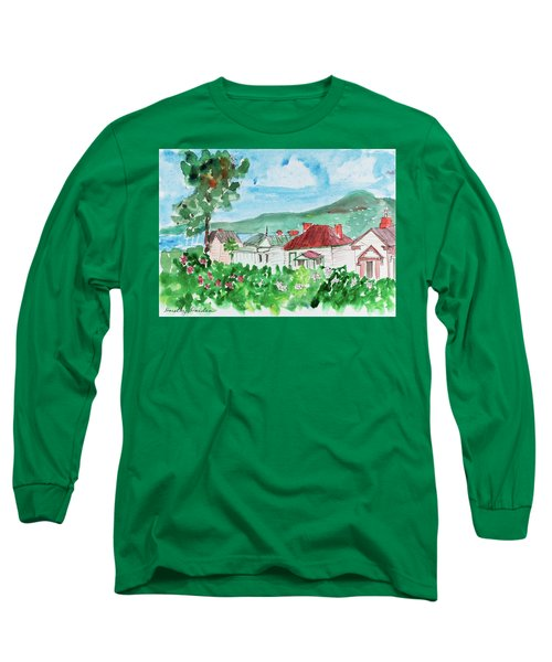 View From Battery Point Long Sleeve T-Shirt
