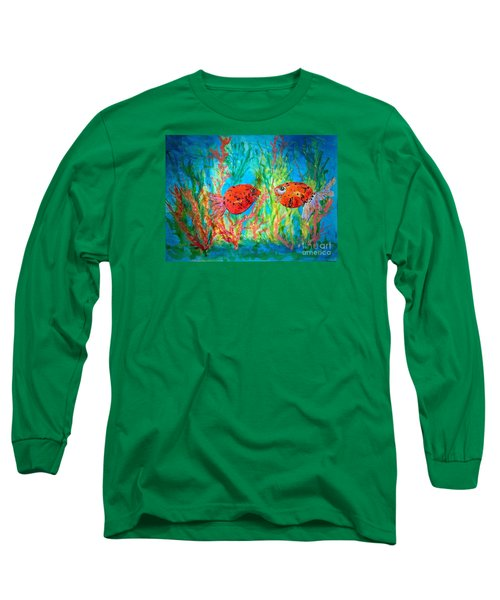 Well Hello There Long Sleeve T-Shirt