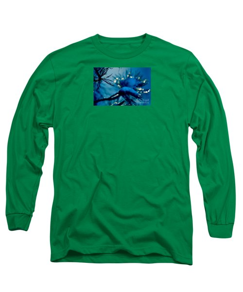 Long Sleeve T-Shirt featuring the photograph Winter Magic by Susanne Van Hulst