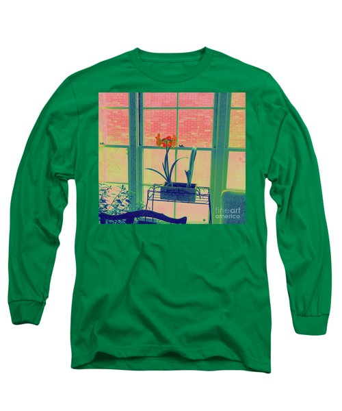 The Window View Long Sleeve T-Shirt