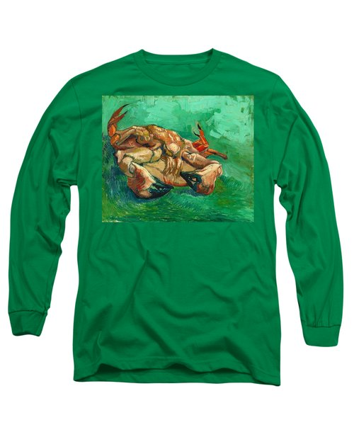 Crab On It Is Back - Digital Remastered Edition Long Sleeve T-Shirt