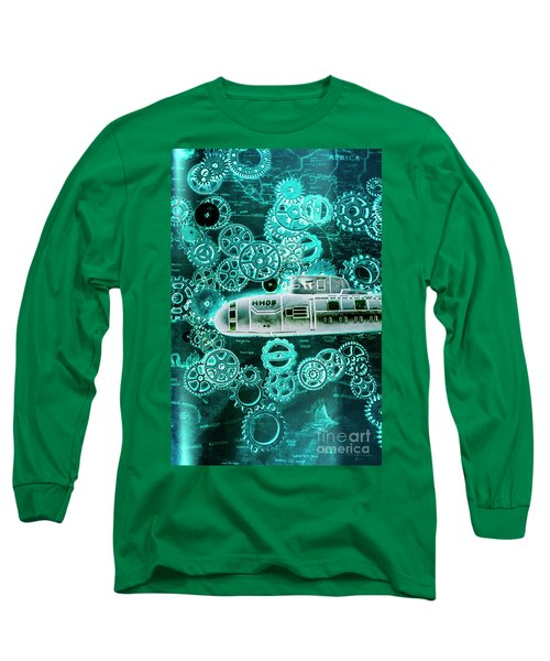Depth Charged Long Sleeve T-Shirt