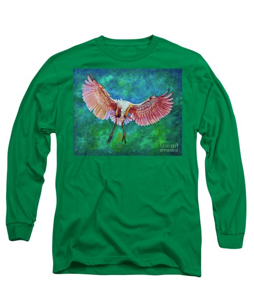 Fledgling Flight Long Sleeve T-Shirt