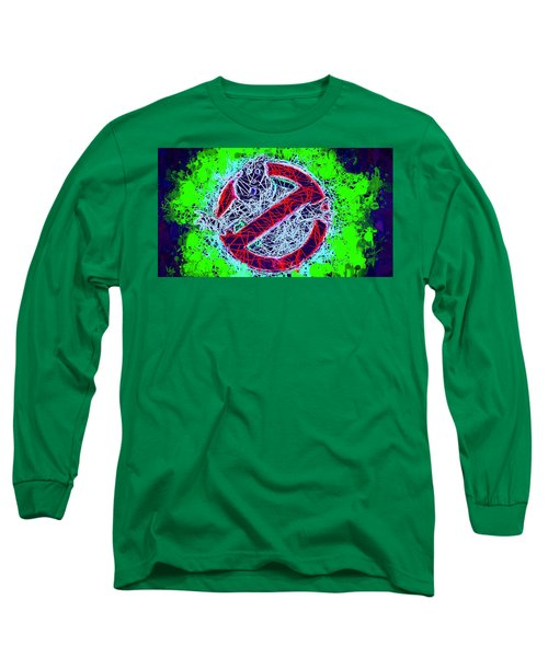 Ghostbusters Logo Long Sleeve T-Shirt