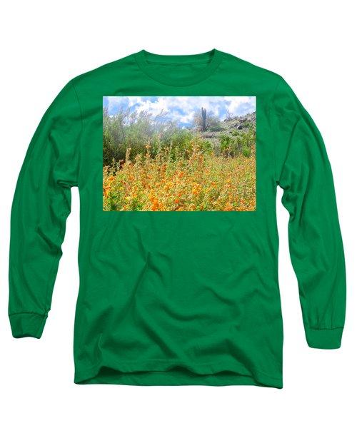 Heavenly Home In Arizona Long Sleeve T-Shirt