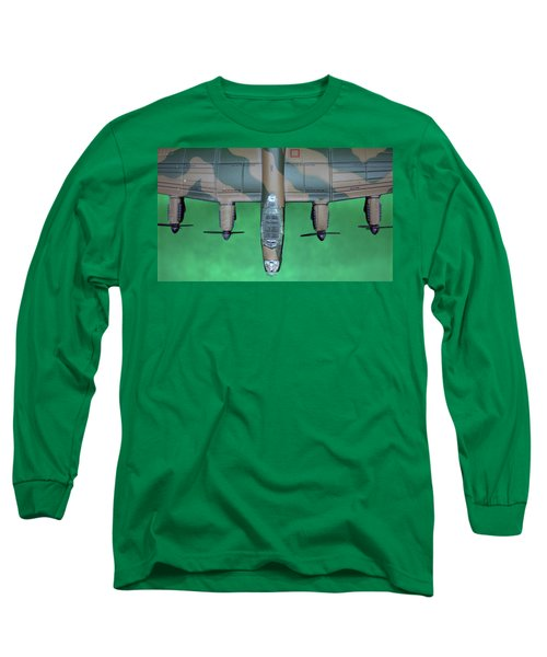 Lanc Model Long Sleeve T-Shirt