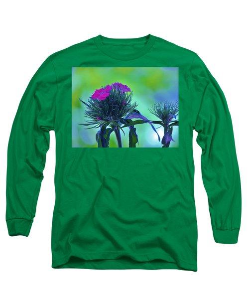 Pastel Spring Long Sleeve T-Shirt