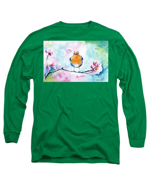 Robin Long Sleeve T-Shirt