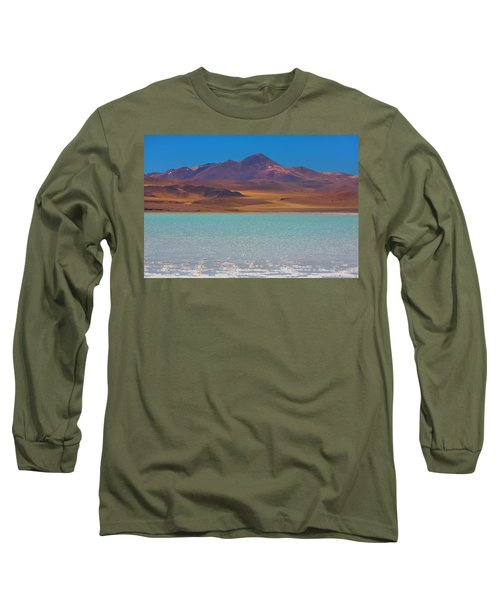 Atacama Salt Lake Long Sleeve T-Shirt