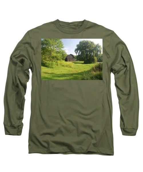 Evergreen Trails 7523 Long Sleeve T-Shirt