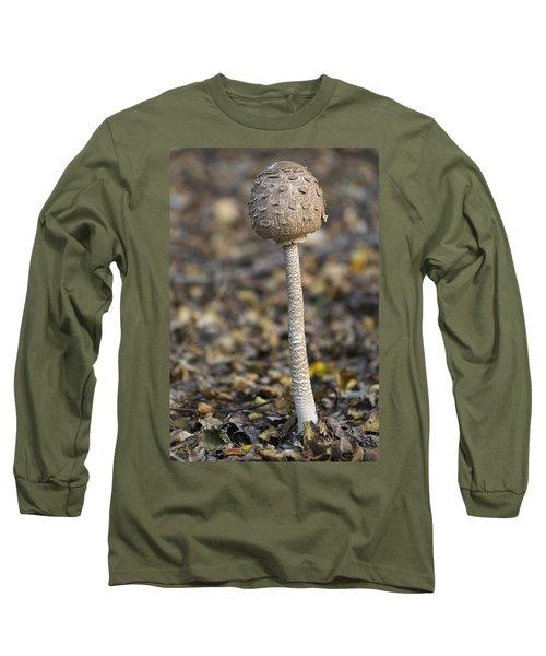 Macrolepiota Procera Long Sleeve T-Shirt