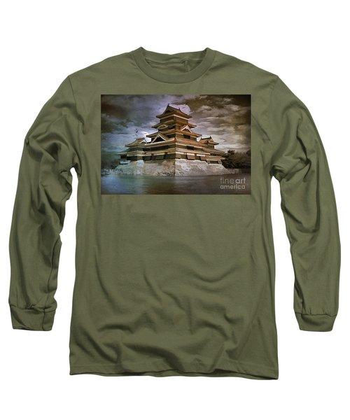 Matsumoto Castle  Long Sleeve T-Shirt