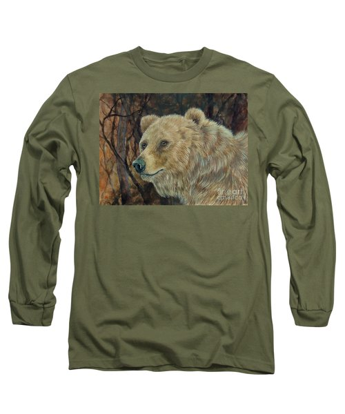 Out Of The Dark.  Long Sleeve T-Shirt
