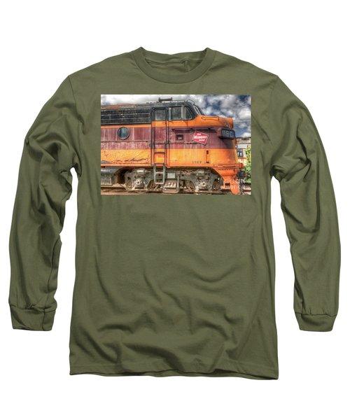 0119 The Milwaukee Road 2 Long Sleeve T-Shirt
