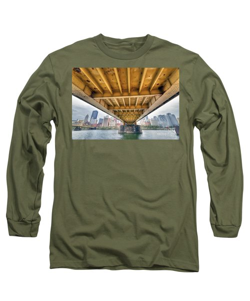 0309 Pittsburgh 4 Long Sleeve T-Shirt