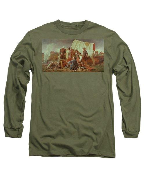 Advice On The Prairie  Long Sleeve T-Shirt