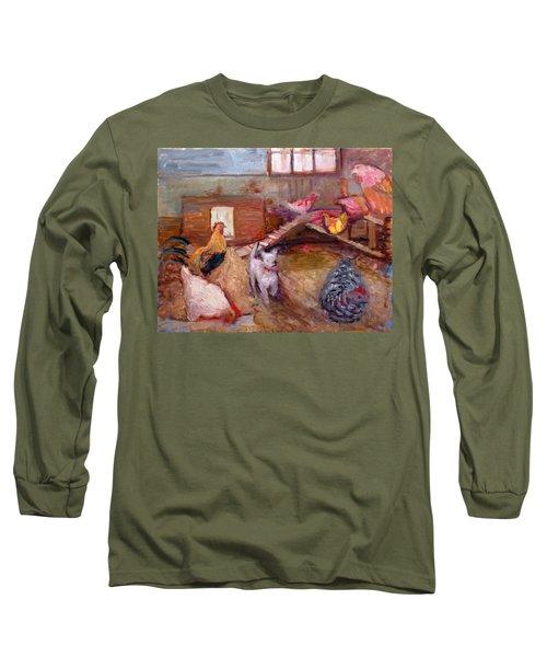 An026 Long Sleeve T-Shirt