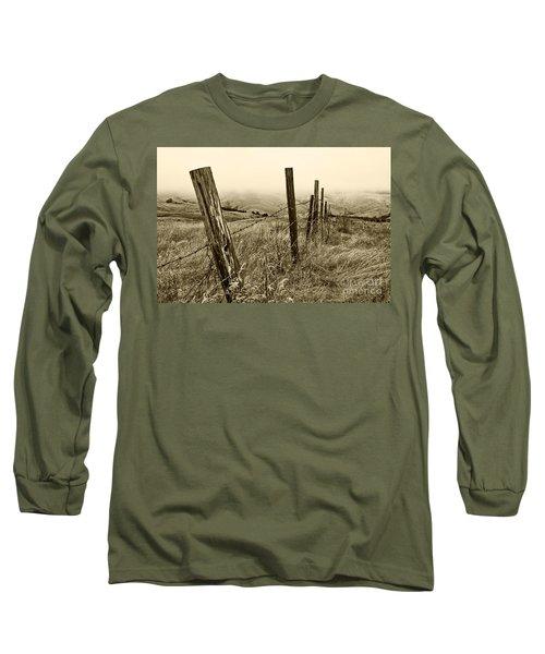 Bay Hill Road Long Sleeve T-Shirt