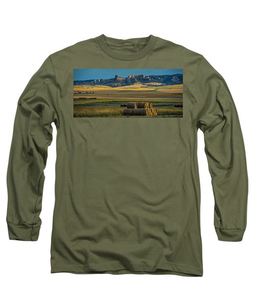 Bluff Country Long Sleeve T-Shirt by Paul Freidlund