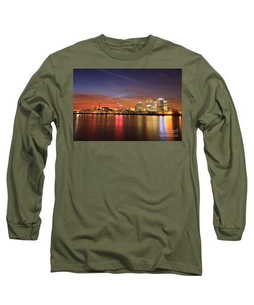 Canary Wharf 2 Long Sleeve T-Shirt