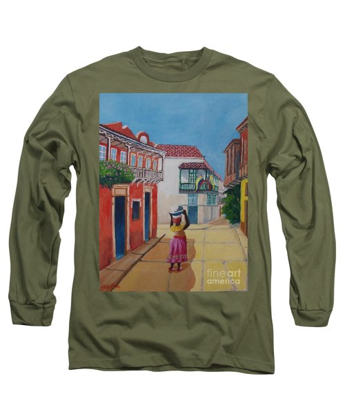 Cartagena Seller Long Sleeve T-Shirt
