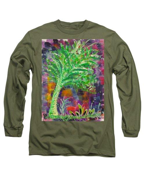 Celery Tree Long Sleeve T-Shirt