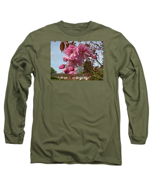 Cherry Blossom Spring Long Sleeve T-Shirt