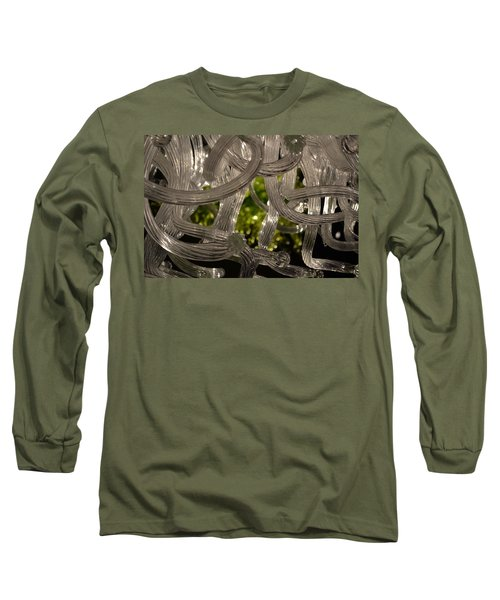 Chihuly-11 Long Sleeve T-Shirt by Dean Ferreira