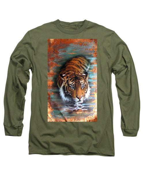 Copper Tiger II Long Sleeve T-Shirt