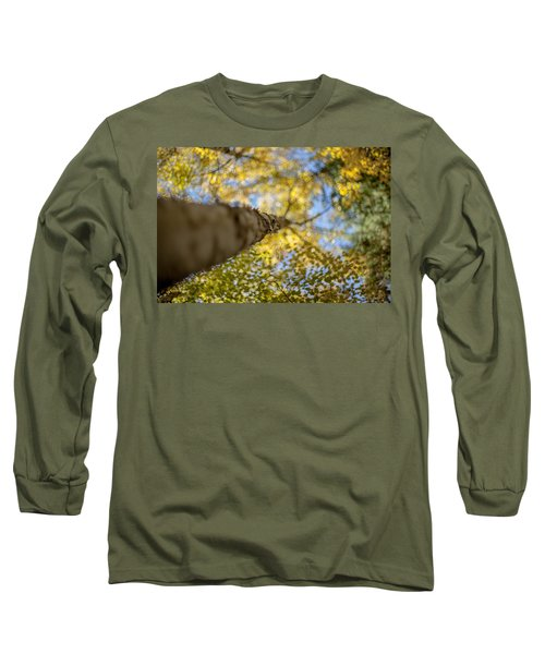 Long Sleeve T-Shirt featuring the photograph Daydreaming by Aaron Aldrich