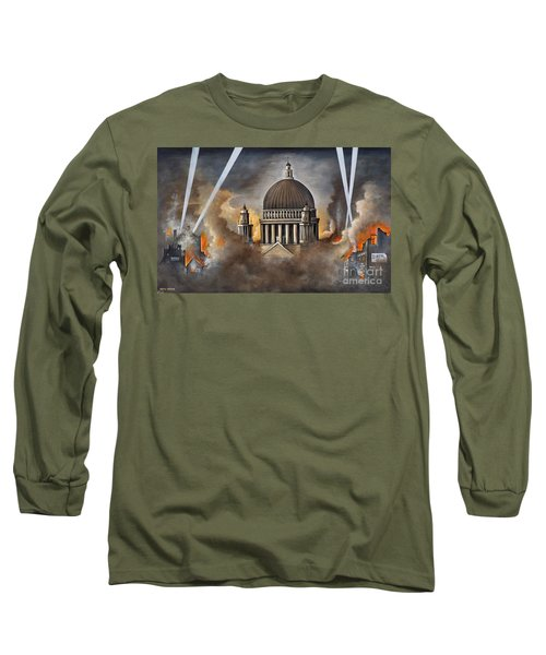 Defiance Long Sleeve T-Shirt