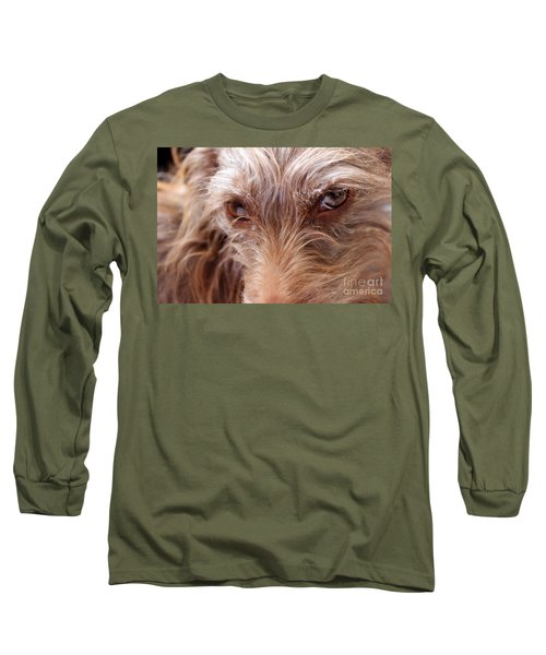 Dog Stare Long Sleeve T-Shirt