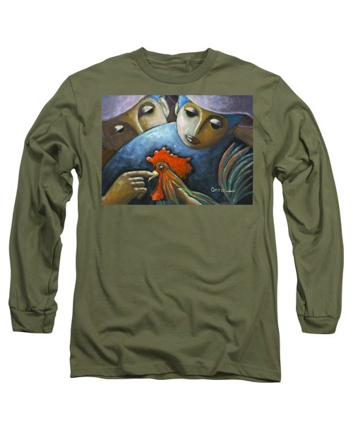 El Gallo Long Sleeve T-Shirt
