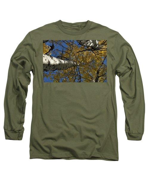 Fall Aspen Long Sleeve T-Shirt