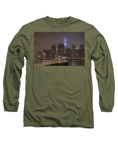 Gantry Nights Long Sleeve T-Shirt