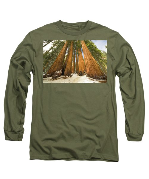 Giant Sequoias Sequoia N P Long Sleeve T-Shirt