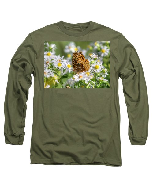 Long Sleeve T-Shirt featuring the photograph Gods Creation-18 by Robert Pearson