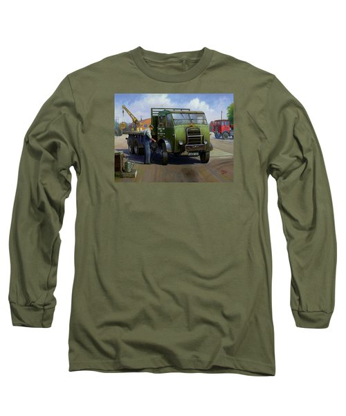 Gpo Foden Long Sleeve T-Shirt by Mike  Jeffries
