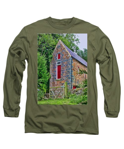 Guernsey Barn Long Sleeve T-Shirt