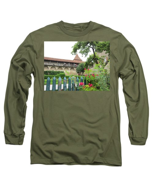 Harburg Castle Long Sleeve T-Shirt