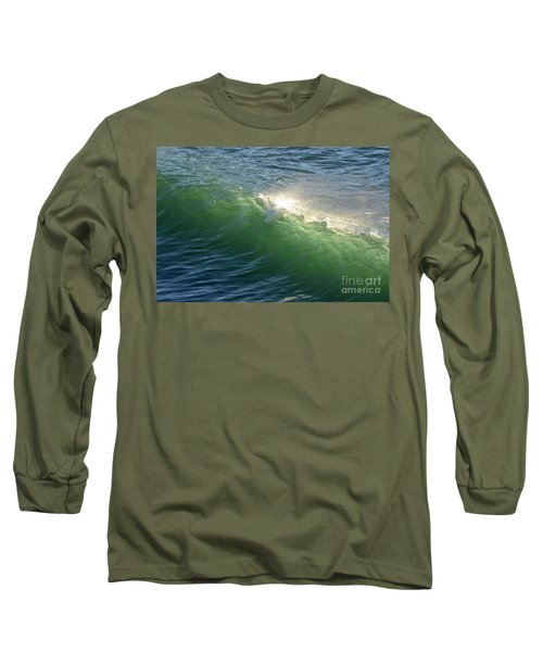 Linda Mar Beach - Northern California Long Sleeve T-Shirt