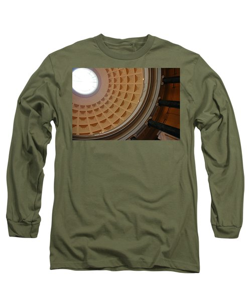 National Gallery Of Art Dome Long Sleeve T-Shirt